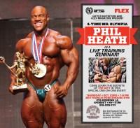 Phil Heath Seminar This Thursday!