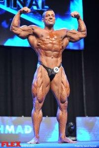 Ahmad Ahmad - Men's 212 - 2014 IFBB Prague Pro