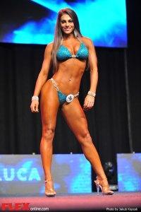 Lacey DeLuca - Bikini - 2014 IFBB Prague Pro