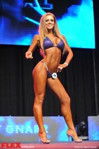 Margret Gnarr - Bikini - 2014 IFBB Prague Pro