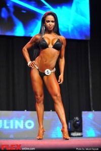India Paulino - Bikini - 2014 IFBB Prague Pro