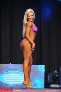 Vladimira Krasova - Bikini - 2014 IFBB Prague Pro