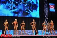 Comparisons - Bikini - 2014 IFBB Prague Pro