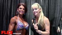 2014 Olympia: Shannon Dey Interviews Ann Titone