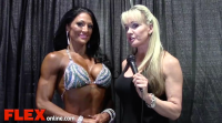 2014 Olympia: Shannon Dey Interviews Candice Keene