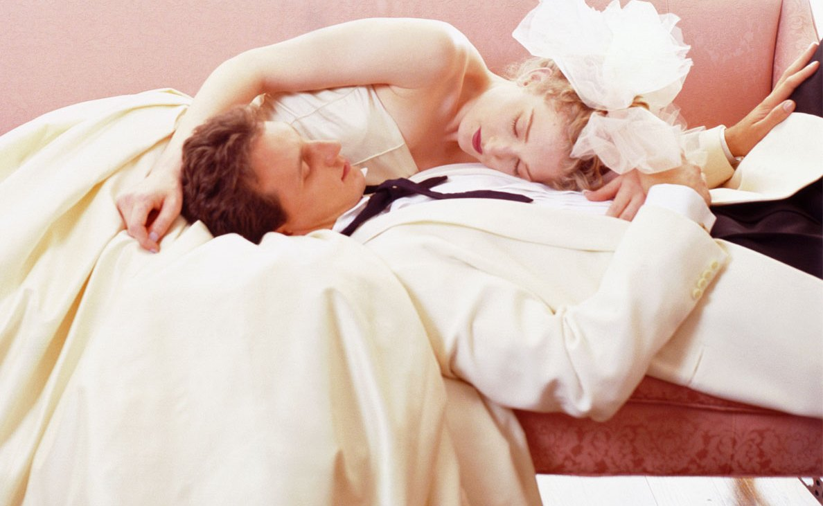 Is Wedding-Night Sex a Thing of the Past?