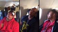 On the Flight to the 2014 IFBB San Marino Pro