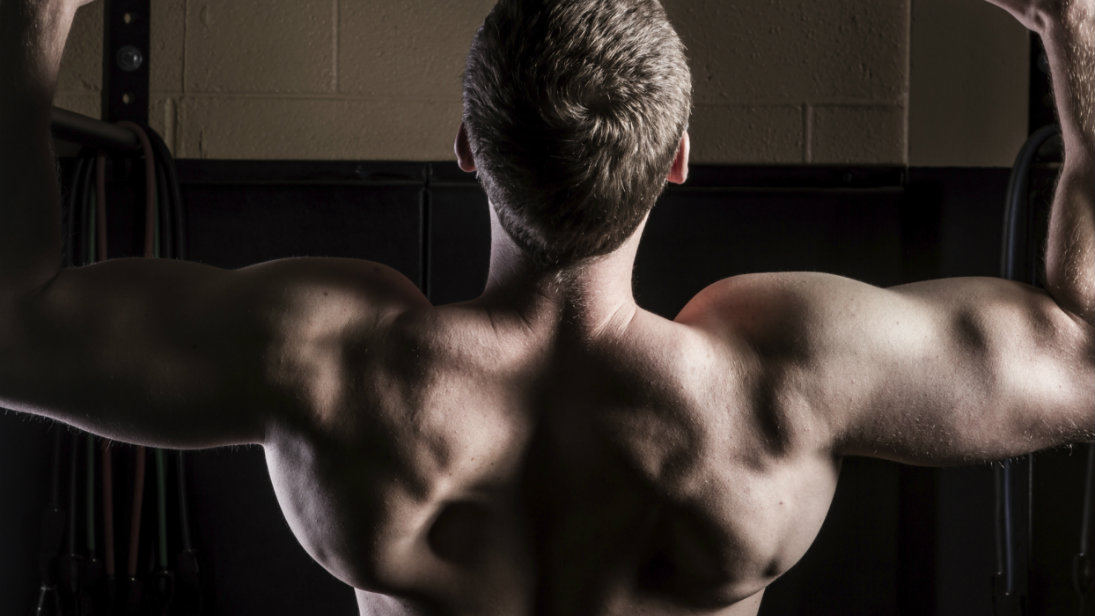 Build a Bigger Back With Pullups