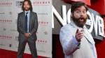 Zach Galifianakis insane weight loss comparison