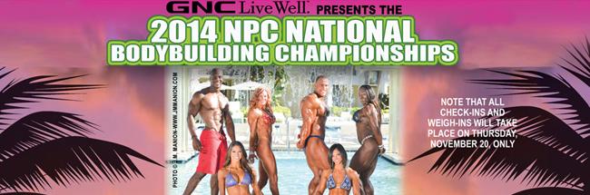 2014 NPC National Bodybuilding Championships