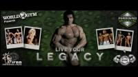 Ferrigno Legacy, Presented by World Gym