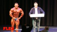 Flex Lewis Gives an Inspirational Speech On His Birthday at the 2014 NPC East Coast Championships