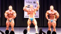 Flex Lewis Guest Posing at the 2014 NPC East Coast Championships
