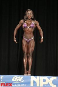 Joan Smith - Figure C - 2014 NPC Nationals