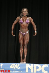 Joan Smith - Figure C - 2014 NPC Nationals