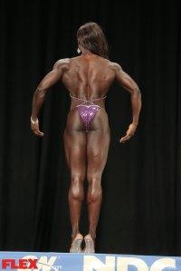 Andrea Pollard - Figure E - 2014 NPC Nationals