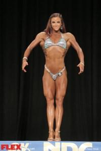 Erica Root - Figure D - 2014 NPC Nationals