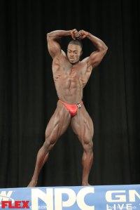 Terrance Ruffin - Lightweight - 2014 NPC Nationals