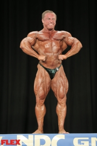 John Meadows - Heavyweight - 2014 NPC Nationals