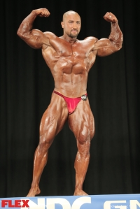 David Rienzi - Heavyweight - 2014 NPC Nationals