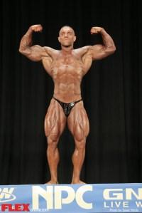 Dominick Cardone - Heavyweight - 2014 NPC Nationals