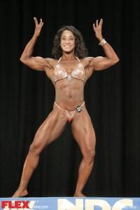 Mariko Cobbs - Women's Physique A - 2014 NPC Nationals