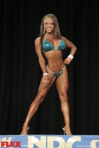 Adreanna Calhoun - Bikini A - 2014 NPC Nationals