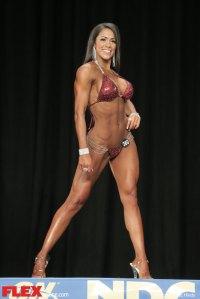 Jennifer Ronzitti - Bikini C - 2014 NPC Nationals