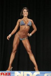 Cassandra Marshall - Bikini F - 2014 NPC Nationals