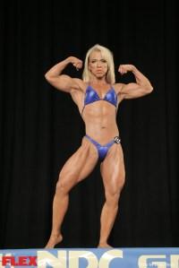 Frauke Diaz - Lightweight - 2014 NPC Nationals