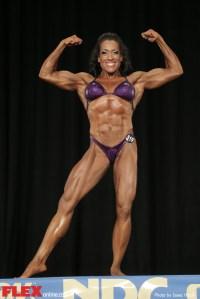 Heather Osborne - Middleweight - 2014 NPC Nationals