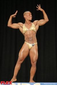 Ingrid Valentin - Light Heavyweight - 2014 NPC Nationals