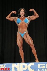 Jennifer Gutierrez - Heavyweight - 2014 NPC Nationals