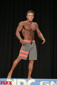 Clint Stone - Men's Physique A - 2014 NPC Nationals
