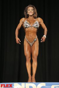 Rachelle Carter - Figure A - 2014 NPC Nationals