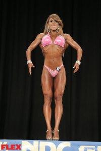 Jessica Rivera Ramos - Figure B - 2014 NPC Nationals