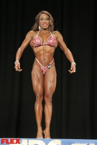 Marlissa Jordan - Figure B - 2014 NPC Nationals