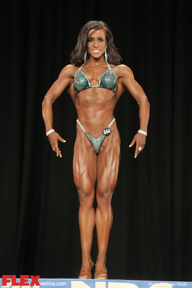 Samantha Smitchko - Figure B - 2014 NPC Nationals