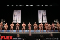 Comparisons - Welterweight - 2014 NPC Nationals