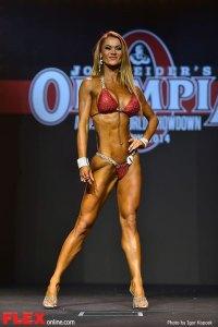 Egle Eller-Nabi - 2014 Russia Pro Bikini