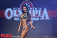 Stephanie Mahoe - 2014 Russia Pro Bikini