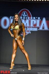 Sofiia Tandilyan - 2014 Russia Pro Bikini