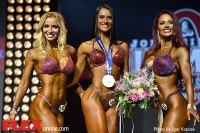 Bikini Finals - 2014 Amateur Olympia Moscow