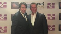 Jonathan Ross and Arnold