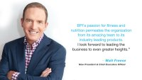 FW: BPI Sports Names Walt Freese as New President & Chief Executive Officer