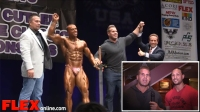 Jay Cutler and Mark Anthony Wrap Up the 2014 NPC Jay Cutler Baltimore Classic