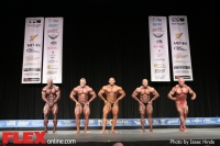 Comparisons - Heavyweights - 2014 NPC Nationals