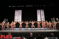 Comparisons - Middleweight - 2014 NPC Nationals
