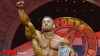 Flex Lewis On: His Last Stage Appearance of 2014 After 10 Straight Wins