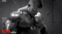 Flex Lewis On: His Plans for 2015 & His Battle with Food Allergies